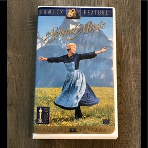 UNOPENED - The Sound of Music VHS Tape